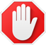 AdBlock - Chrome-Logo